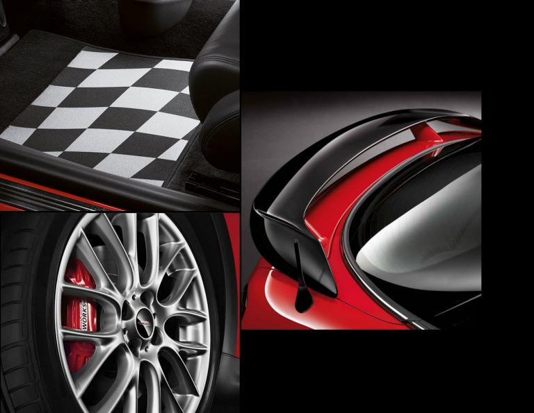 MINI John Cooper Works Pro Tuning Kits, Aerodynamic KIT. Exterior, Interior Design